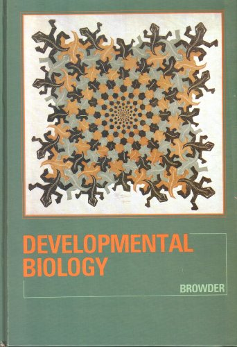 9780030567483: Developmental Biology