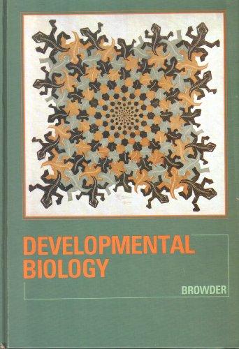 9780030567483: Developmental Biology
