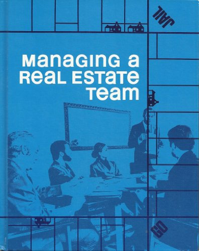 9780030567889: Managing a Real Estate Team