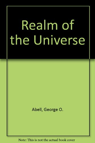 9780030567964: Realm of the universe
