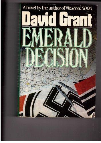 9780030569098: Emerald Decision