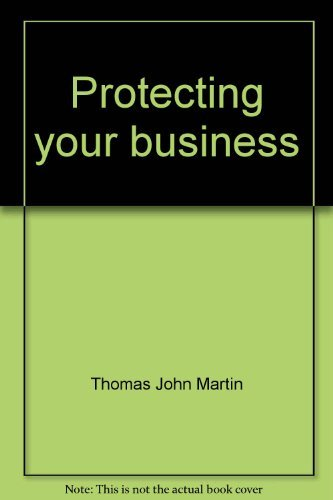 9780030569173: Protecting your business (Holt business success series)