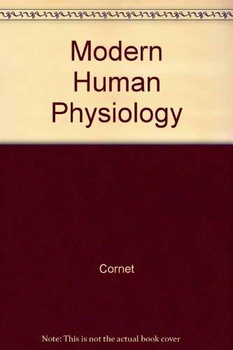 Modern Human Physiology: Cornet