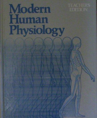 9780030569883: Modern human physiology