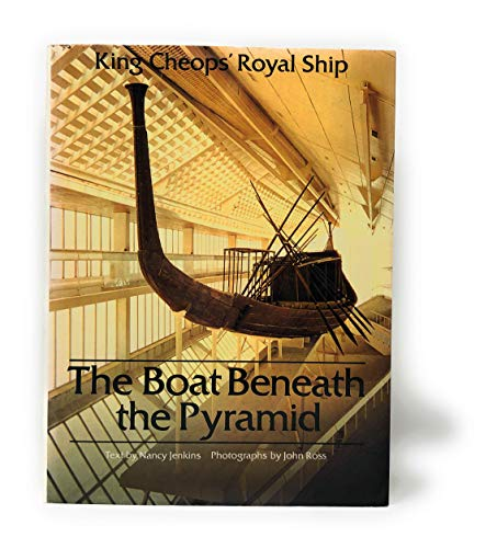 9780030570612: The Boat Beneath the Pyramid