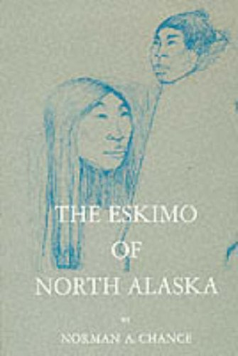 9780030571602: The Eskimo of North Alaska (Case Studies in Cultural Anthropology)