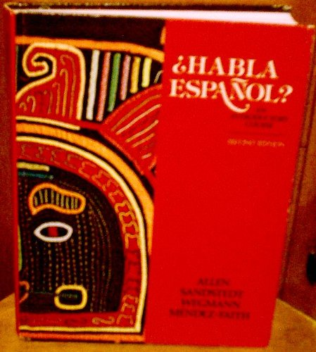 Habla Espanol?: Introductory Course (9780030571961) by Edward Allen; etc.
