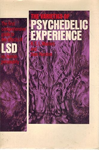 9780030572708: Varieties of Psychedelic Experience
