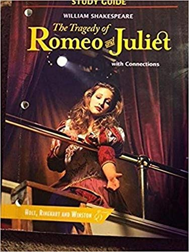9780030573187: Sg Tragedy of Romeo & Juliet W/Conn