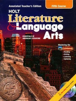 9780030573736: Essentials of American Literature (Fifth Course) (Holt Literature & Language Arts)