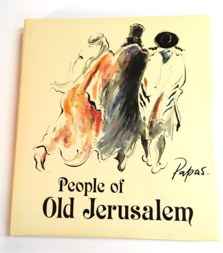 9780030574832: People of Old Jerusalem