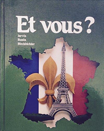 9780030575280: Et Vous? Book 1