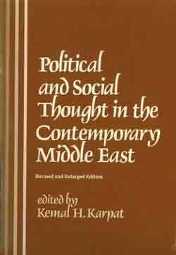 9780030576089: Political and Social Thought in the Contemporary Middle East