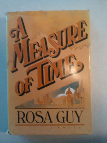 9780030576539: A Measure of Time