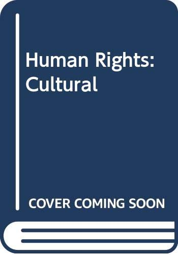 9780030577178: Human Rights: Cultural: Cultural and Ideological Perspectives (Praeger special studies)