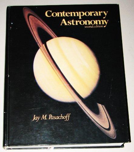 9780030578618: Contemporary Astronomy (Saunders golden sunburst series)