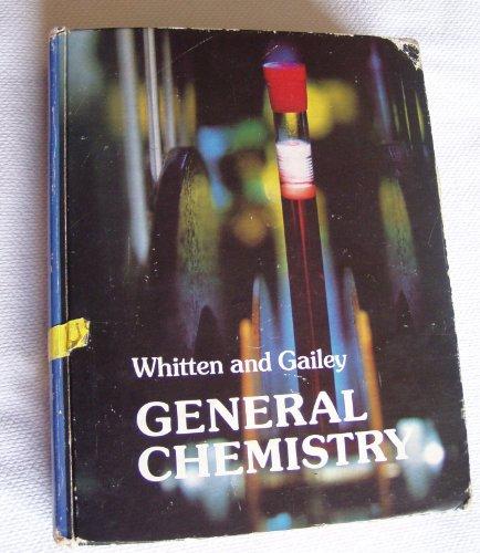 9780030578663: General Chemistry (Saunders golden sunburst series)