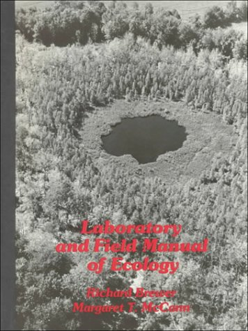 9780030578793: Laboratory and Field Manual of Ecology
