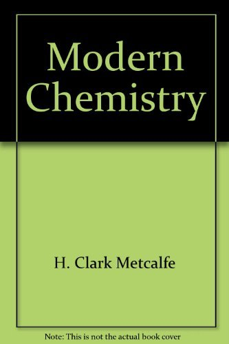 9780030579899: Modern Chemistry (Holt Modern Chemistry Program)