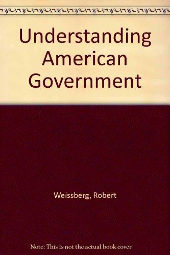 9780030580383: Understanding American Government