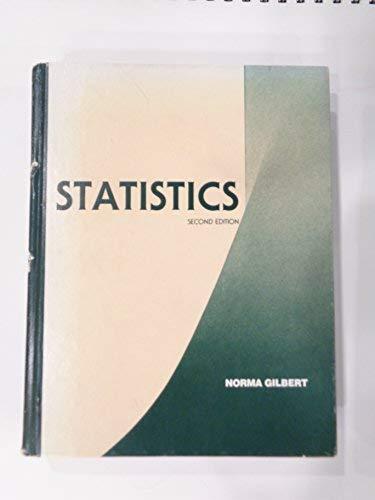 9780030580918: Statistics
