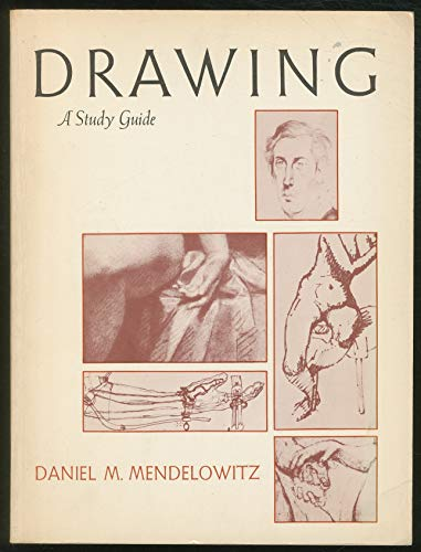 9780030580956: Drawing: A Study Guide