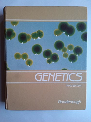 9780030582127: Genetics (Saunders Golden Sunburst Series)
