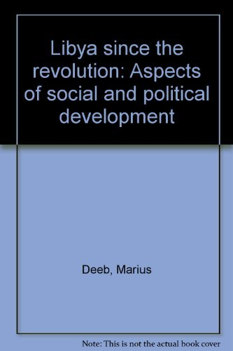9780030583087: Libya since the revolution: Aspects of social and political development