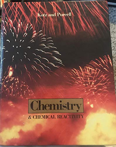 9780030583490: Chemistry & Chemical Reactivity (With Booklet for Students : How to Study Chemistry)