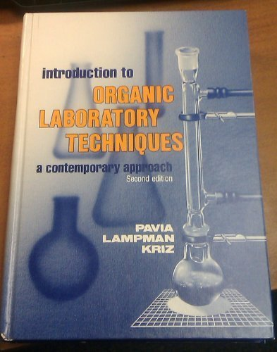 9780030584244: Introduction to Organic Laboratory Techniques: A Contemporary Approach (Saunders golden sunburst series)