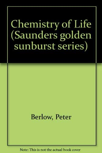 9780030585166: Introduction to the Chemistry of Life (Saunders golden sunburst series)