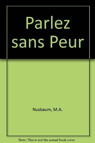 9780030585777: Parlez Sans Peur