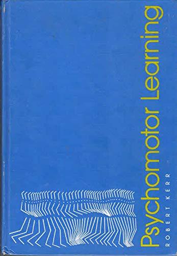 9780030589645: Psychomotor Learning