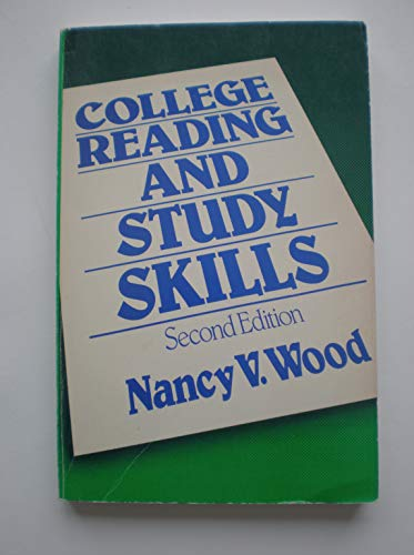 9780030589973: College Reading and Study Skills