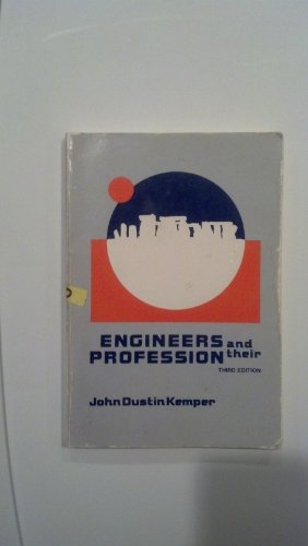 9780030590429: Engineers and Their Profession
