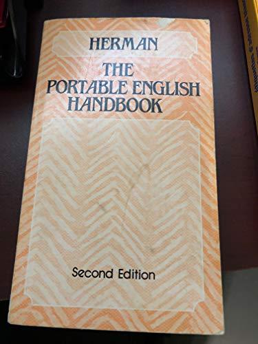 9780030591211: Portable English Handbook