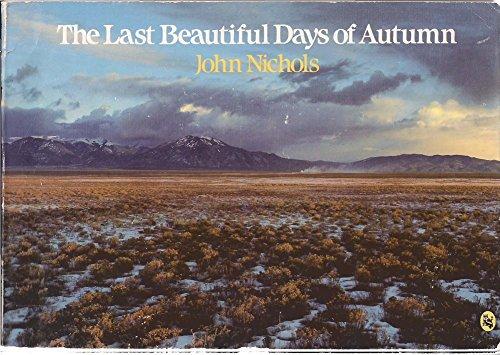 9780030592539: The Last Beautiful Days of Autumn