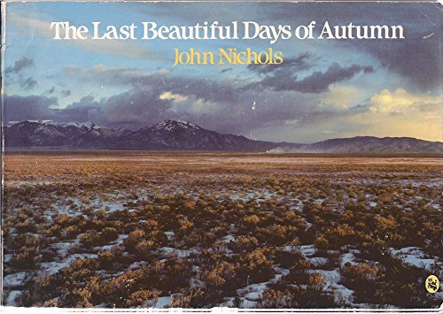 9780030592539: The Last Beautiful Days of Autumn