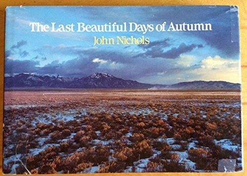 9780030592546: The Last Beautiful Days of Autumn