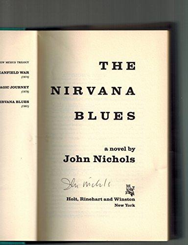 9780030592560: Nirvana Blues: A Novel