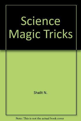 9780030592690: Science Magic Tricks