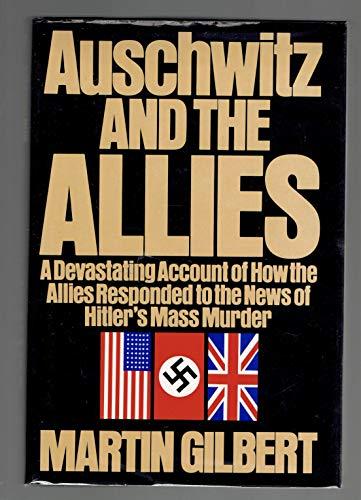 9780030592843: Auschwitz and the Allies