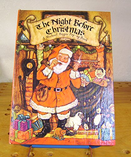 9780030593475: The night before Christmas (A Pop-up book)