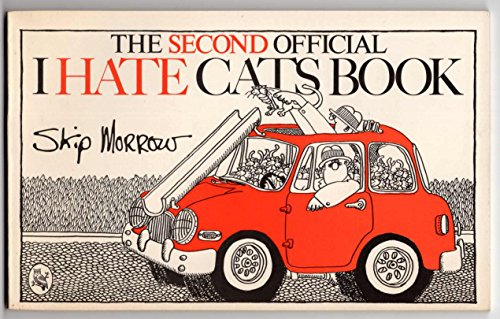9780030593598: The Second Official I Hate Cats Book