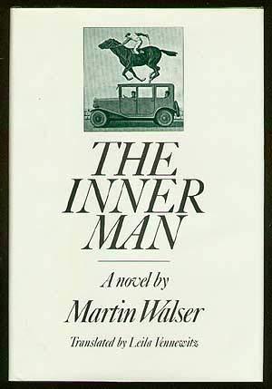 9780030593734: The Inner Man: A Novel