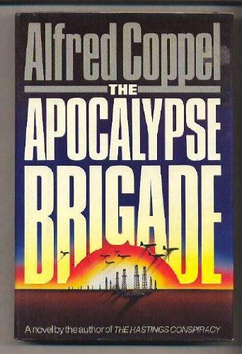 9780030595325: The Apocalypse Brigade