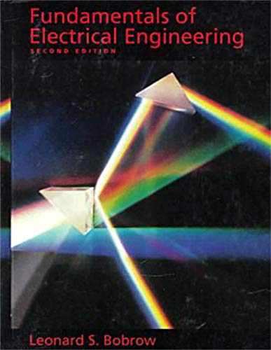 9780030595714: Fundamentals of Electrical Engineering