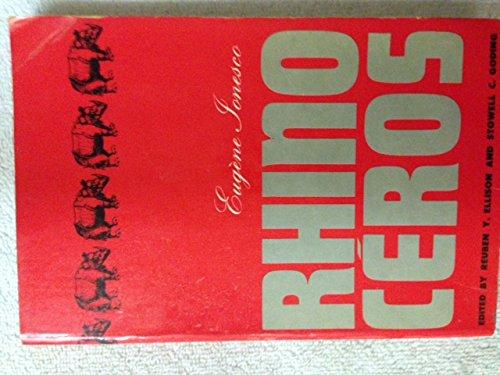 9780030595806: Rhinoceros