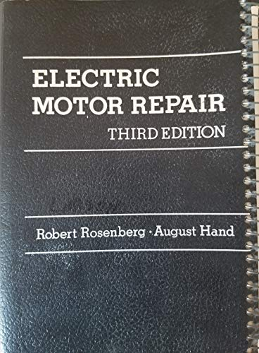 9780030595844: Electric Motor Repair