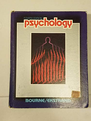 9780030596889: Psychology: Its Principles and Meanings